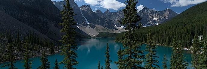 20カナダドルの風景