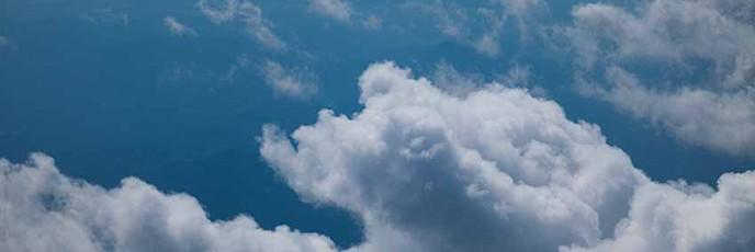 ザ・ひつじ雲